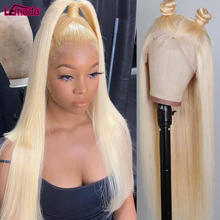 613, парик на сетке спереди, 13x6, парик на белой сетке спереди, прямые человеческие волосы, HD прозрачный парик на сетке, собранный бразильский п...