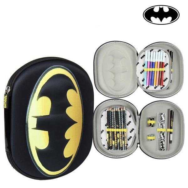 Triple Pencil Case Batman 78872|  - title=