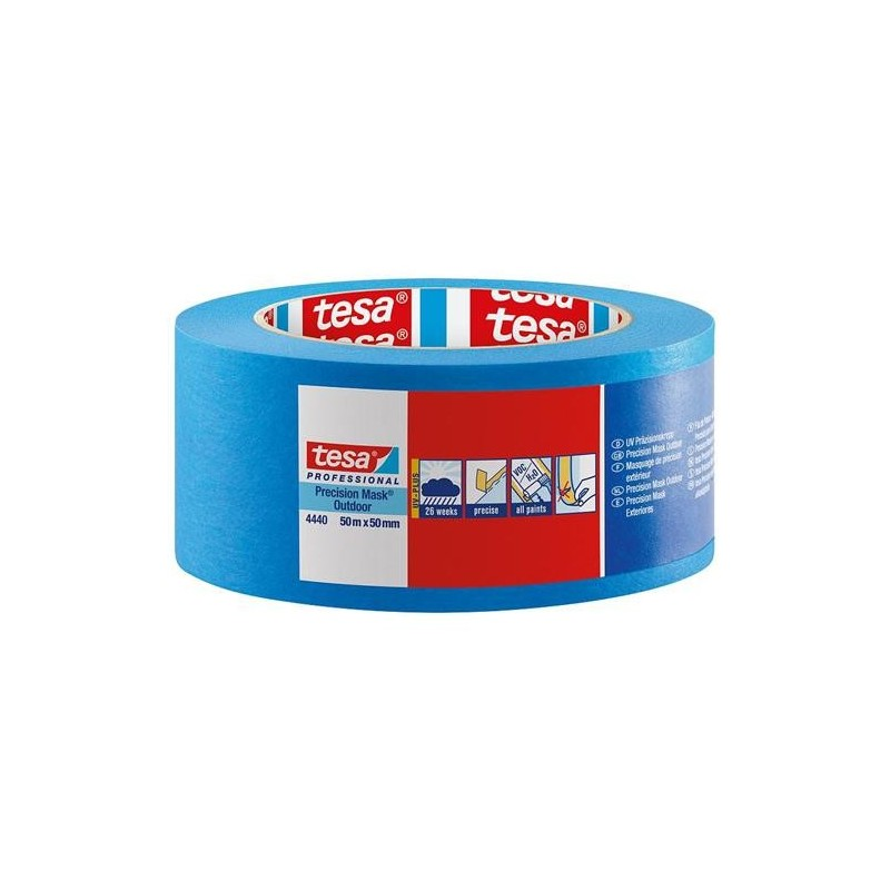 TAPE PRECISION MASK OUTDOOR 50X25 4440