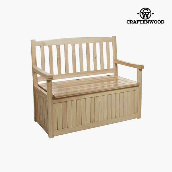 Bench (116 X 65 X 25 Cm) Aspen Wood