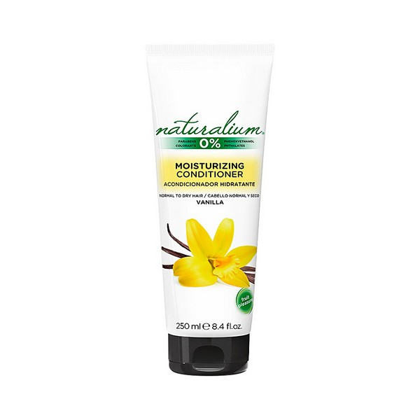 Repairing Conditioner Vainilla Naturalium (250 Ml)