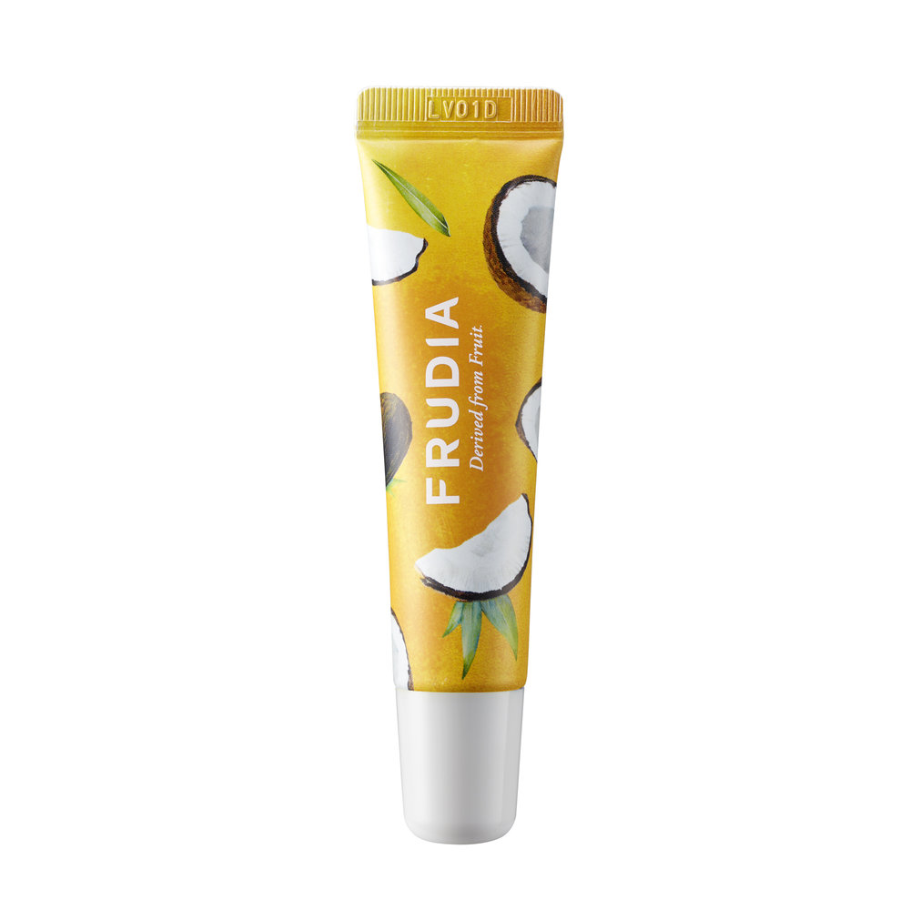 Крем для губ кокосовый медовый салонный крем для губ (Frudia, Уход за губами, Корейская косметическая маска для губ, крем для ухода за кожей лица)|Губы| | АлиЭкспресс