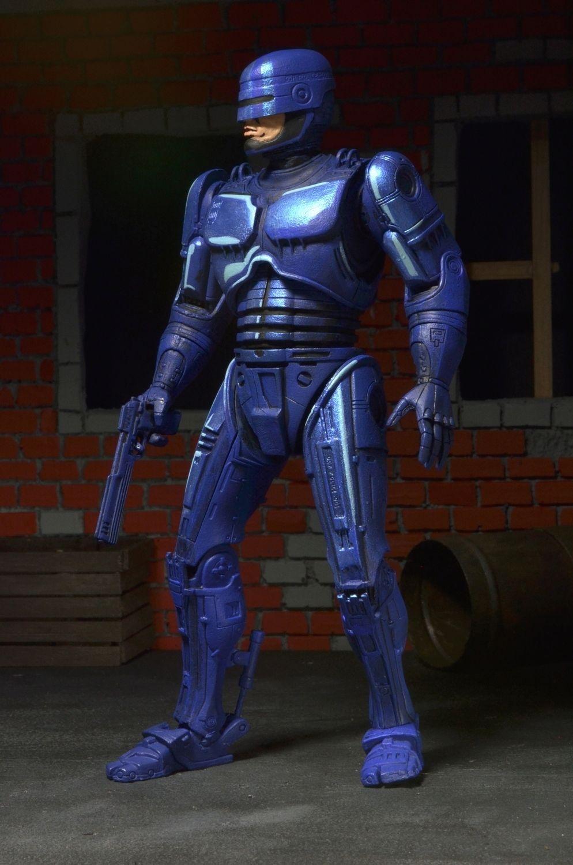 do jogo robocop murphy edição limitada coleção figura de ação