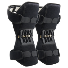 Дышащие Нескользящие наколенники для поддержки суставов, подтягивающие наколенники Для Ухода За коленом, мощный пружинный усилитель колена, Прямая поставка
