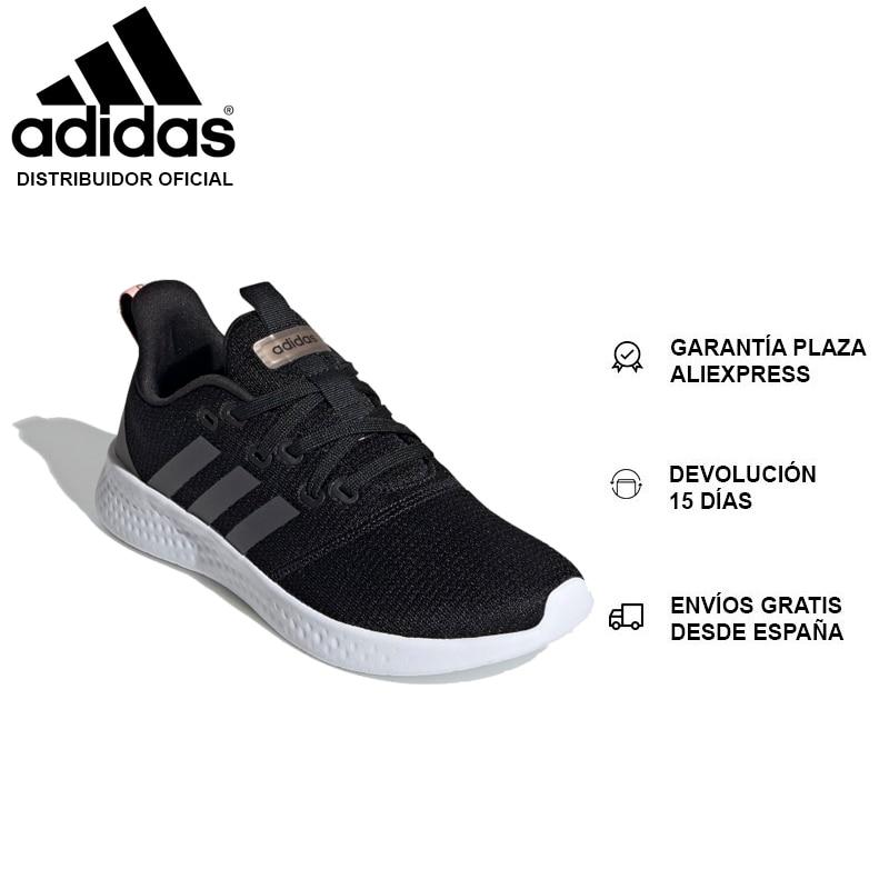 Adidas Puremotion, Zapatillas Running Mujer, Parte superior textil, Mediasuela Cloudfoam, Suela sintética NUEVO ORIGINAL|Zapatillas de correr| - AliExpress