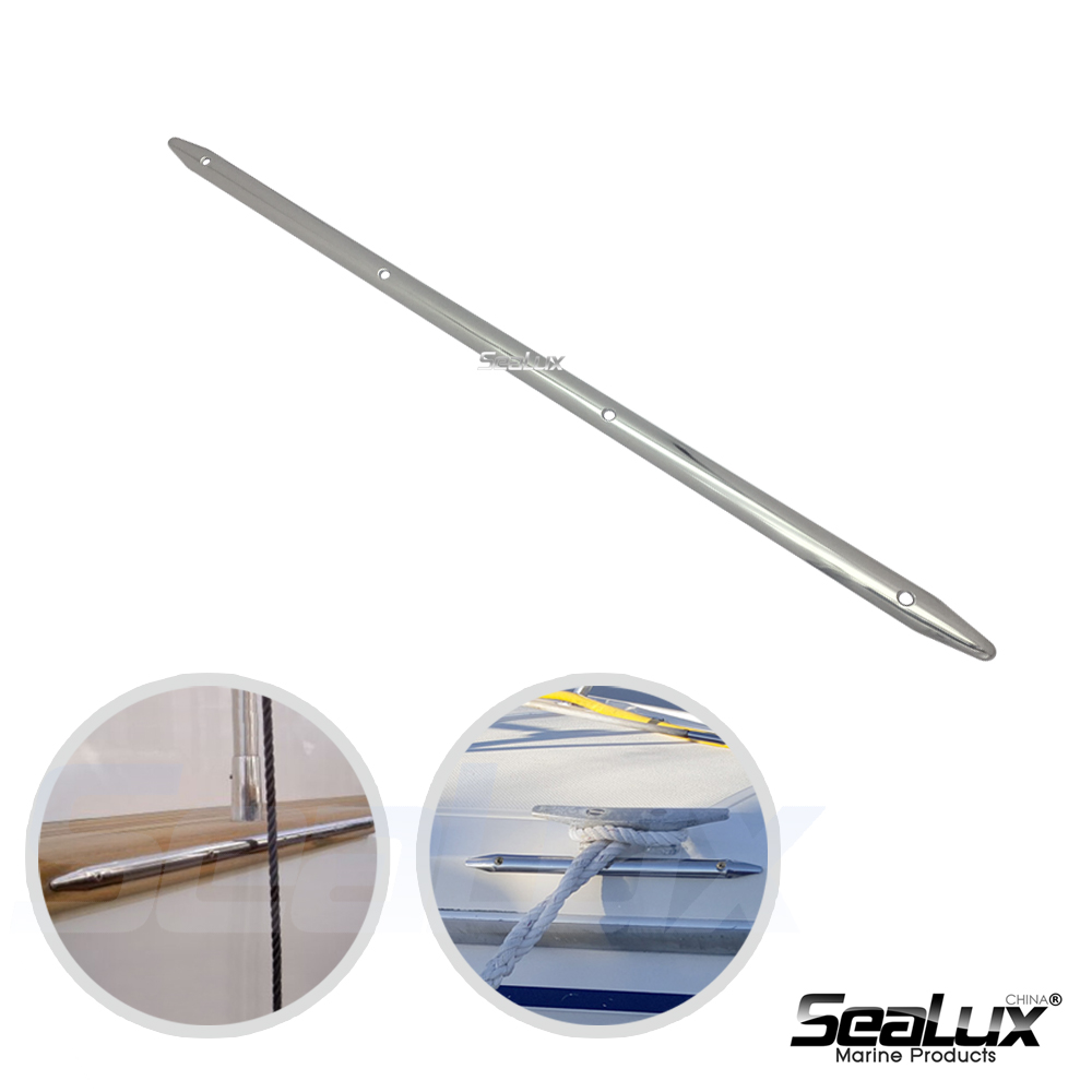 Sealux Rub Strake Protection Deck Hardware Medium Stainless Steel 316 For Marine Accessory