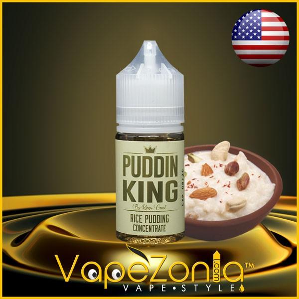 Kings Crest Aroma PUDDIN KING RICE PUDDING 30ml