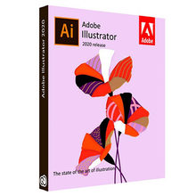Adobe Illustrator CC 2020 финал для Win/Mac