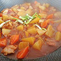 蒜辣萝卜豆瓣鸡的做法图解8
