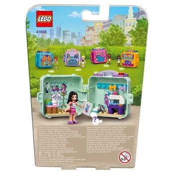 Конструктор LEGO Friends Модный кьюб Эммы 3