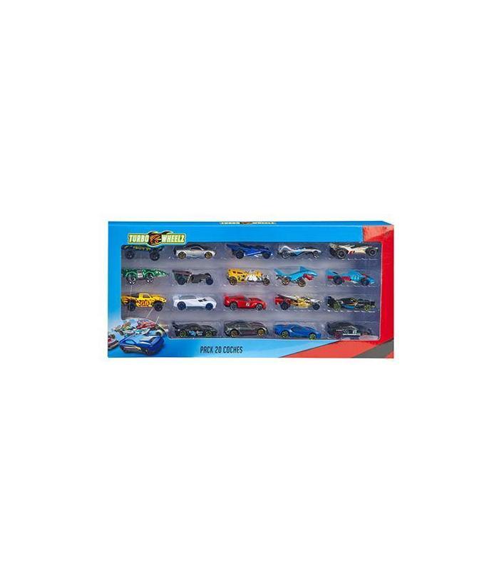 Turbowheelz Pack 20. Toy Store