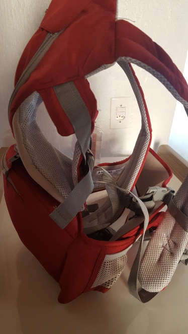 Ergonomic Baby Carrier photo review