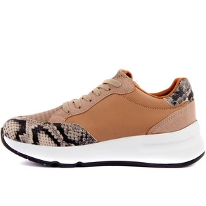 Image 4 - Moxee Women Sneakers  Crocodil Detailed Women Casual Shoes Very Comfortable Fashion Shoes Soft Famele Shoe