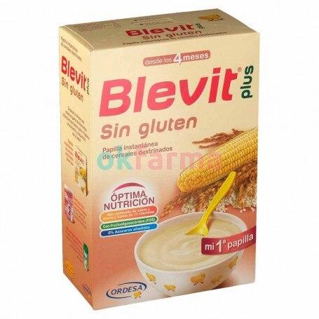 Blevit Plus Gluten Free 300 GR