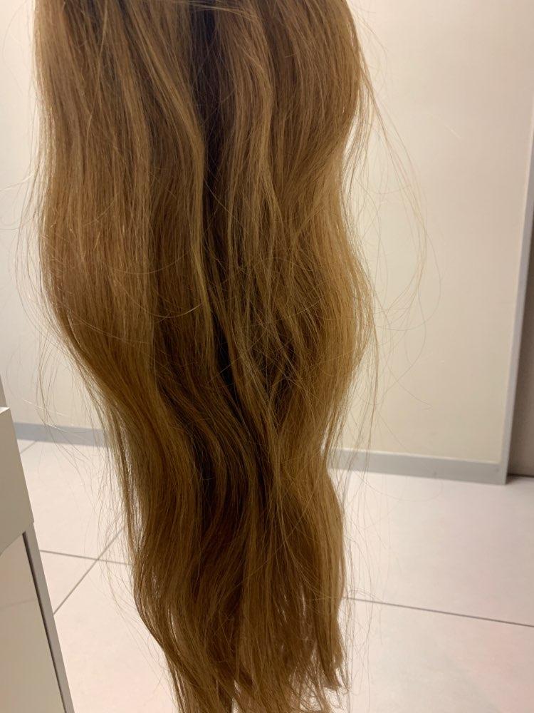 Apliques com cabelo humano Cabelo Peruano Peruano