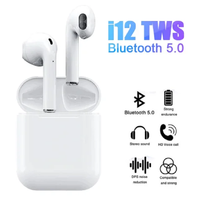 AirPods wireless headphone I12 TWS high quality original Bluetooth 5.0 wireless headset