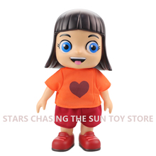 25cm Hot Sale Sound Talking Luccas Action Figure Doll PVC Neto Toys with Box Vinyl Collection Model Boy Kid Birthday Gifts rocks alice cooper hot topic 68 69 music model character vinyl doll action figure collection no box