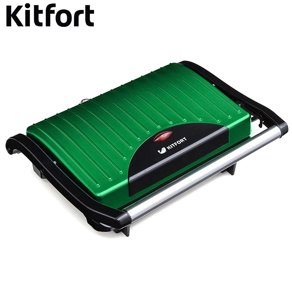 Фото - Toaster KITFORT KT-1609 Electrical Waffle Maker Grill Electric Sandwich maker Waffle maker and Grill Appliances for kitchen commercial electric japanese takoyaki grill octopus fish ball maker iron baker
