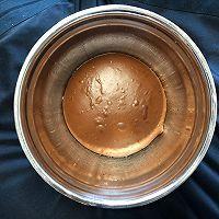 【黑美人】可可黑糖面包圈的做法图解4