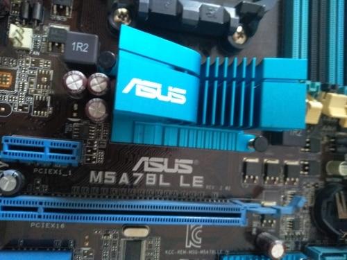 Asus M5A78L LE carte mère d'origine DDR3 Socket AM3/AM3 + support 32G RAM