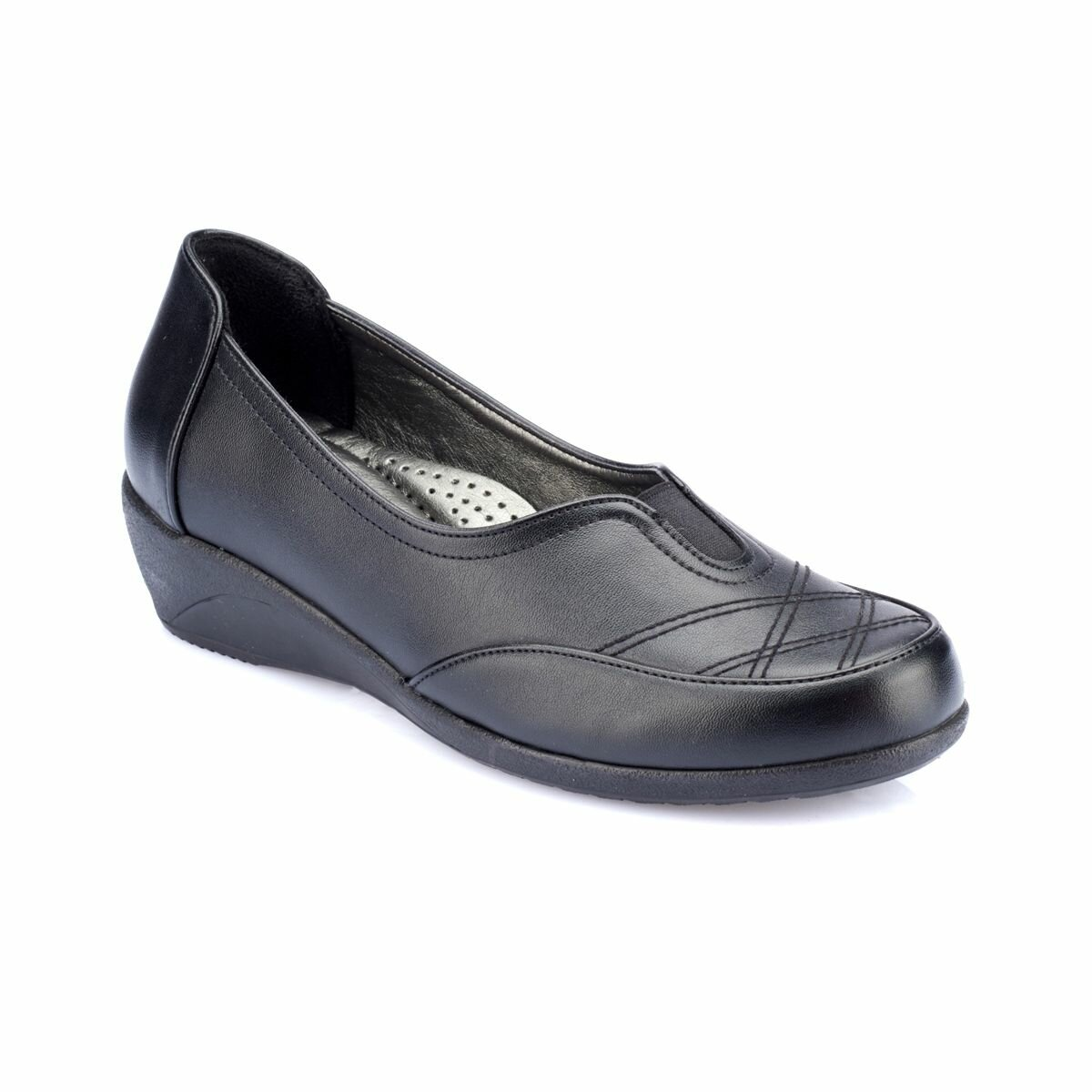 FLO 82. 150021.Z Black Women Shoes Polaris