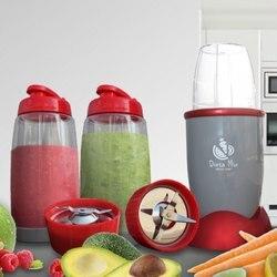 Mixer blender smoothie juices vegetables fruits juicer diet detox glass mixer