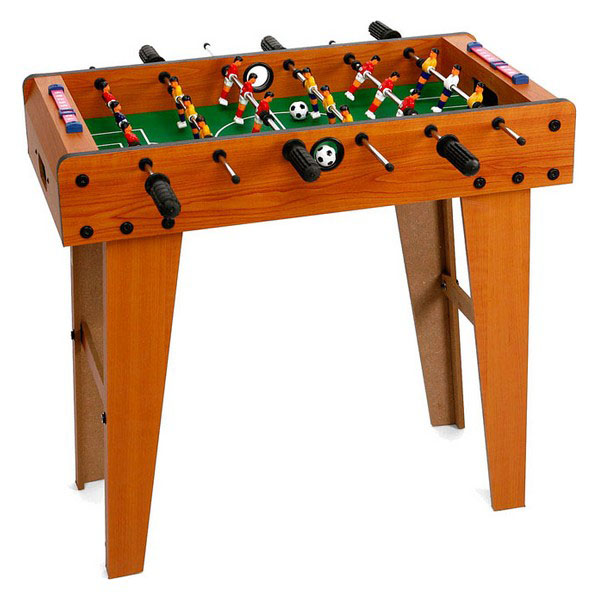 Table Football Wood (62 X 69 X 37 Cm)