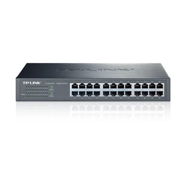 Cabinet Switch TP-LINK TL-SG1024D 24P Gigabit