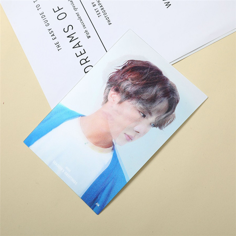 BTS 3D Photo Cards High Definition