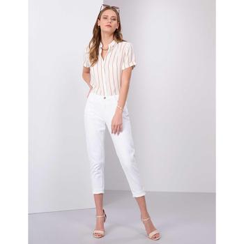 Pierre Cardin biały spodnie dżinsowe 50201164-VR013 tanie i dobre opinie