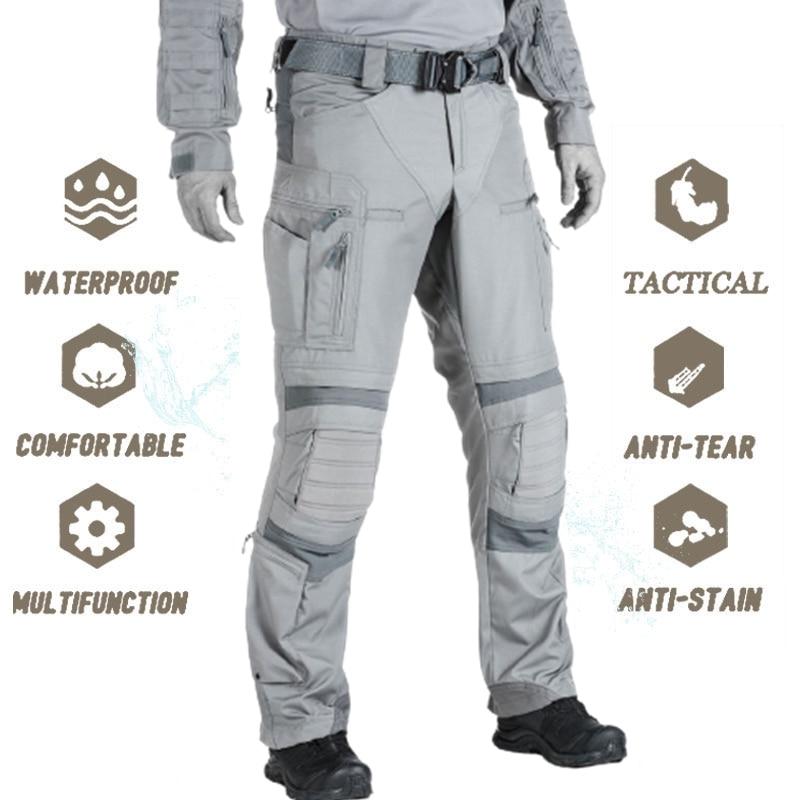 Pantalones Tacticos Militares Del Ejercito De Los Estados Unidos Ropa De Trabajo Uniforme De Combate Aire Libre Paintball Camuflaje Rodilleras Twy Store