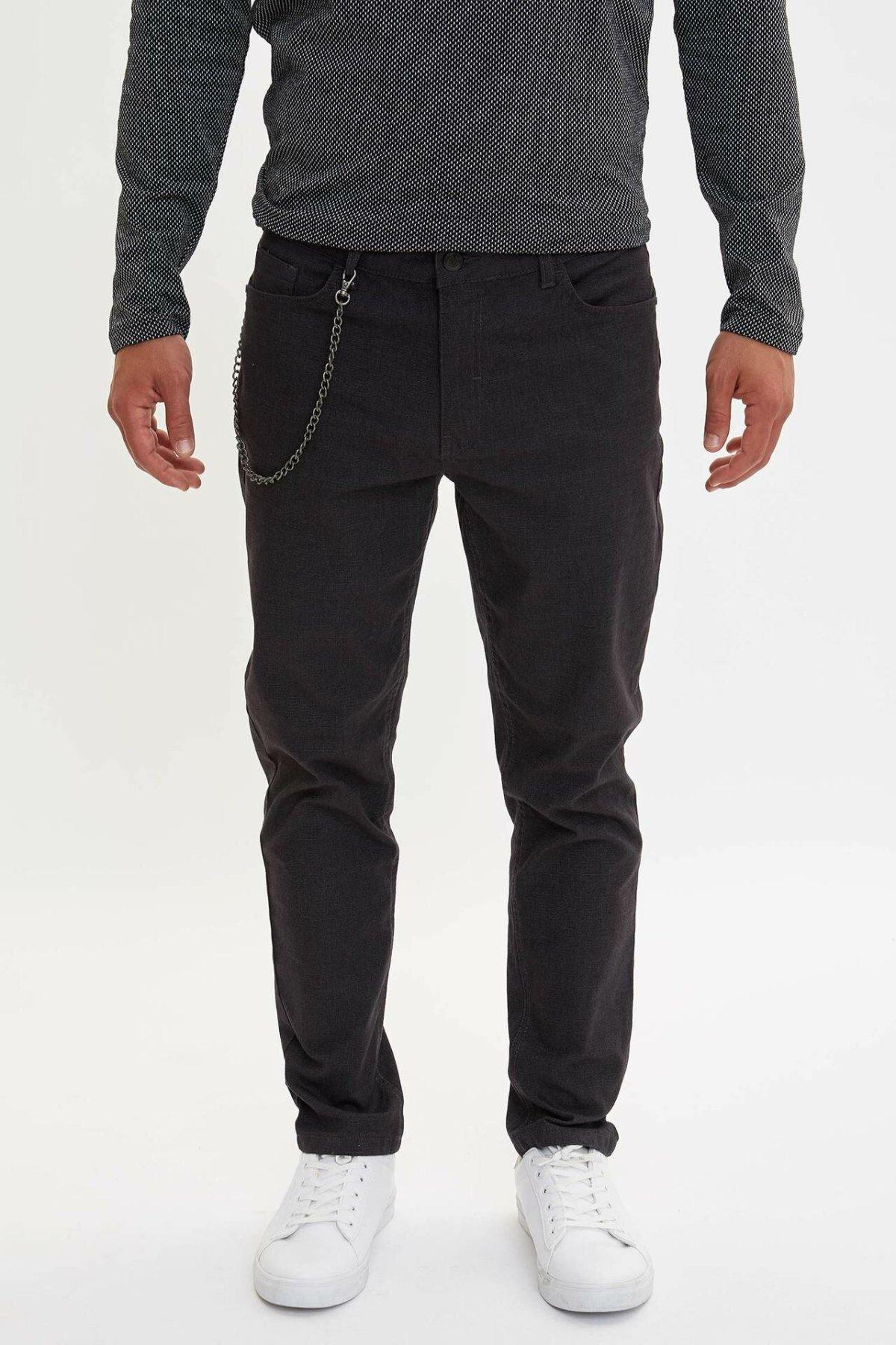 DeFacto Man Trousers-L3305AZ19AU