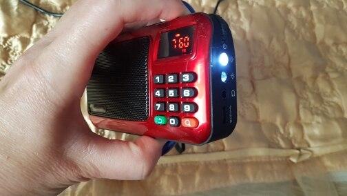 Rádio Portátil Rolton Player