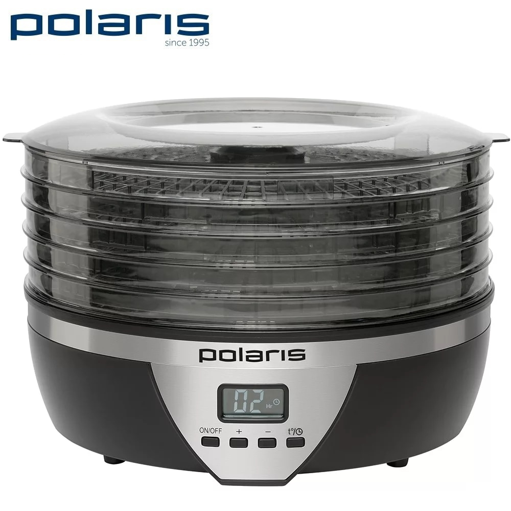 купить Dryer for vegetables and fruits Polaris PFD 2605D Dryer for vegetables and fruits Dehydrator for vegetables and fruits в интернет-магазине