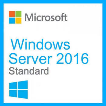 Windows Server 2016 Standard Digital License Key Lifetime Use - Original Activation Online Delivery 1 Minutes