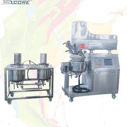 2019 Новое поступление ZJR серии миксер 100 л вакуумная эмульсионная машина оборудование для производства крема машина для изготовления