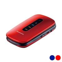 Cep telefonu yaşlı yetişkinler için Panasonic a. Ş. KX-TU456EXCE 2 4