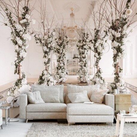 Photo Wallpaper-Flower Chamber