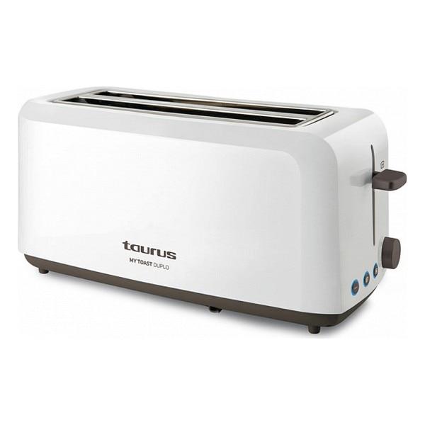Toaster Taurus My Toast Duplo 1450W White|  - title=