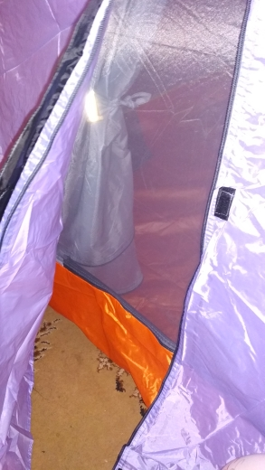 -- Barraca Camping Barraca