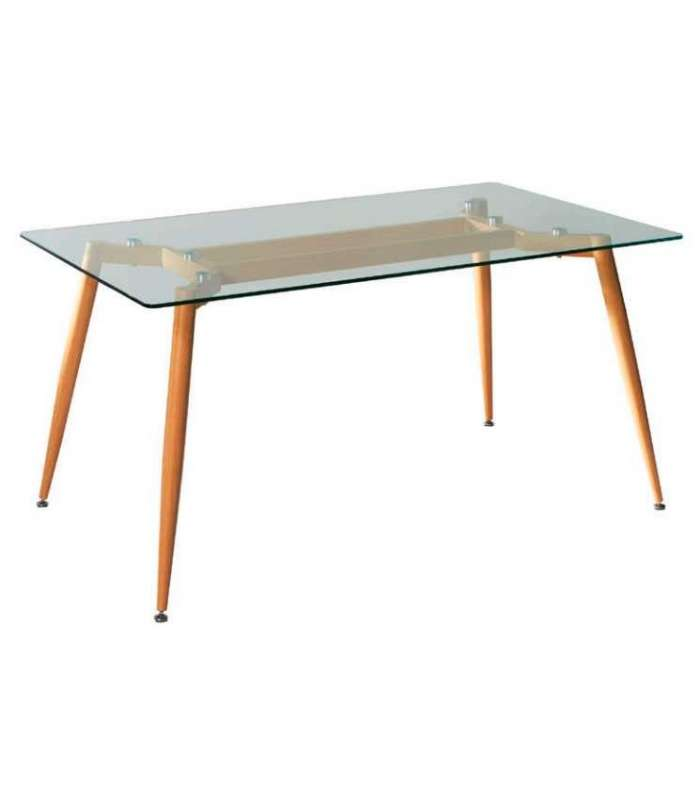 Dining table Happy rectangular crystal|End Tables| |  - title=