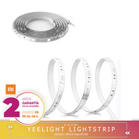 Square Warrenty Smart Home WiFi APP remote control buttons LED Strip Extension Light for Xiaomi Yeelight White