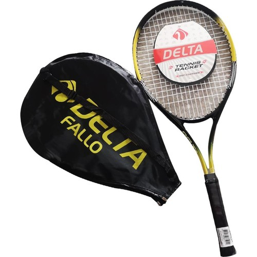 "1 pcs 27 ""High Quality Aluminum Alloy Tennis Racket Fast Shipping Racquets Equipped with Bag Tennis Grip Size"