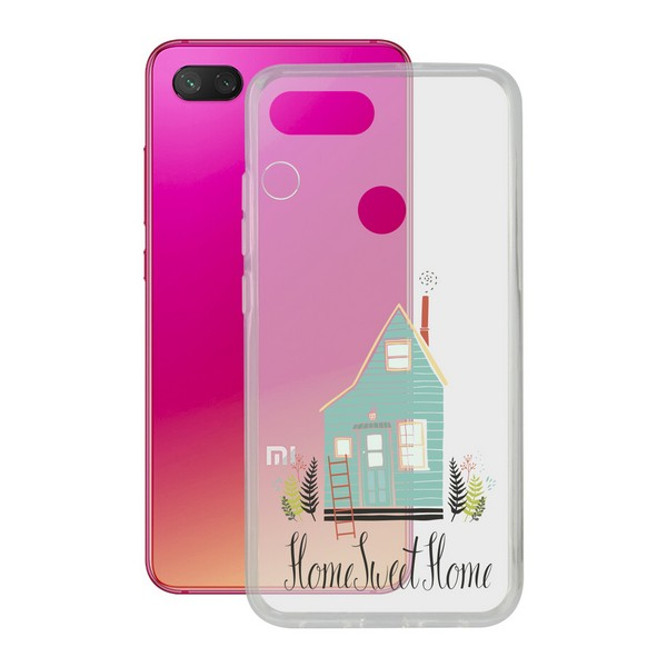 Mobile cover Xiaomi Mi 8 Lite Flex Home TPU|  -