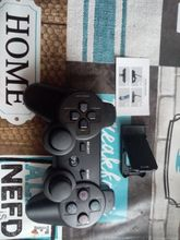 Gamepad is good, suitable for Rs3, as a gift, the store put the delivery for the phone-for