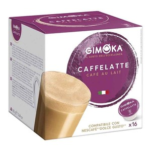 Cafe con Leche gimaka Dolce Gusto®Compatible 16 capsules