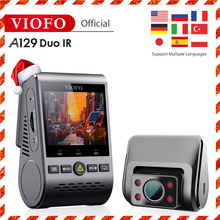 2019 NEW A129 Duo IR Front And Interior Dual Dash Cam 5GHz Wi-Fi Full HD 1080P Buffered Parking Mode For Uber Lyft Taxi