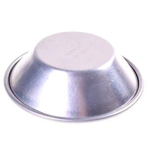 Image 4 - 6 pçs bolo de bolo de bolo de bolo de bolo de bolo de bolinho de alumínio forrado molde estanho ferramenta de cozimento ping tart redonda molde de cozinha de alumínio bakeware