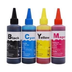 Image 4 - Plavetink kit de recharge dencre PGI 1400XL, cartouche dencre, 4 × 100ml, bouteille, Compatible avec Canon PGI 1400 et MAXIFY MB2040 MB2140