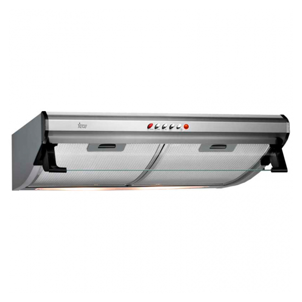 Conventional Hood Teka C6310 60 Cm 235 M³/h 66 DB 130W Stainless Steel